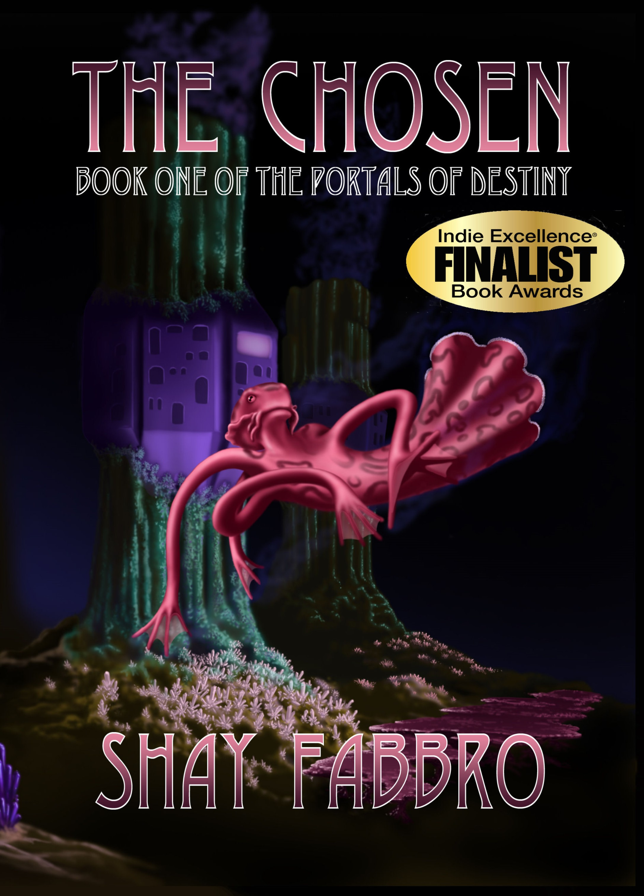 A Guest post by SHAY FABBRO