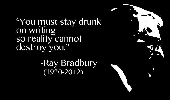 On the passing of Ray Bradbury